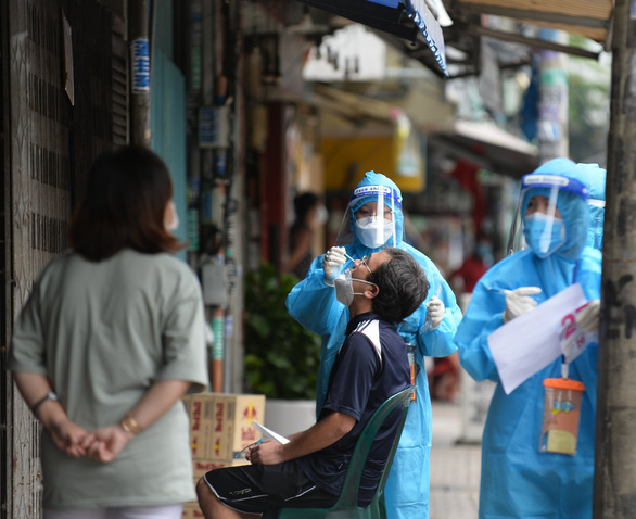 Vietnam health ministry records 12,752 new domestic coronavirus cases