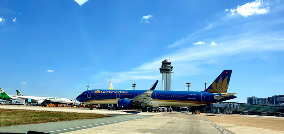 Vietnam Airlines completes first flight to Europe using digital health pass