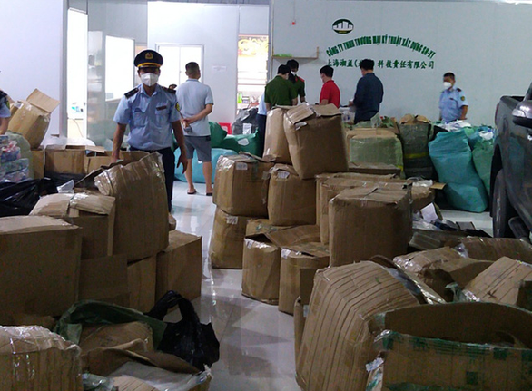 Vietnam seizes 'COVID-19 drugs' likely smuggled from China
