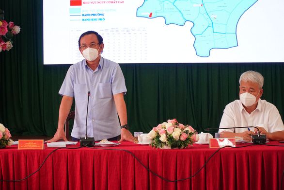 Ho Chi Minh City cannot stick to social distancing forever: Party chief Nen