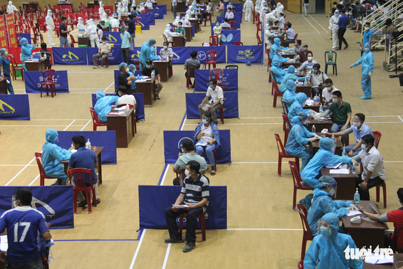 Vietnam health ministry confirms 12,477 additional local coronavirus cases
