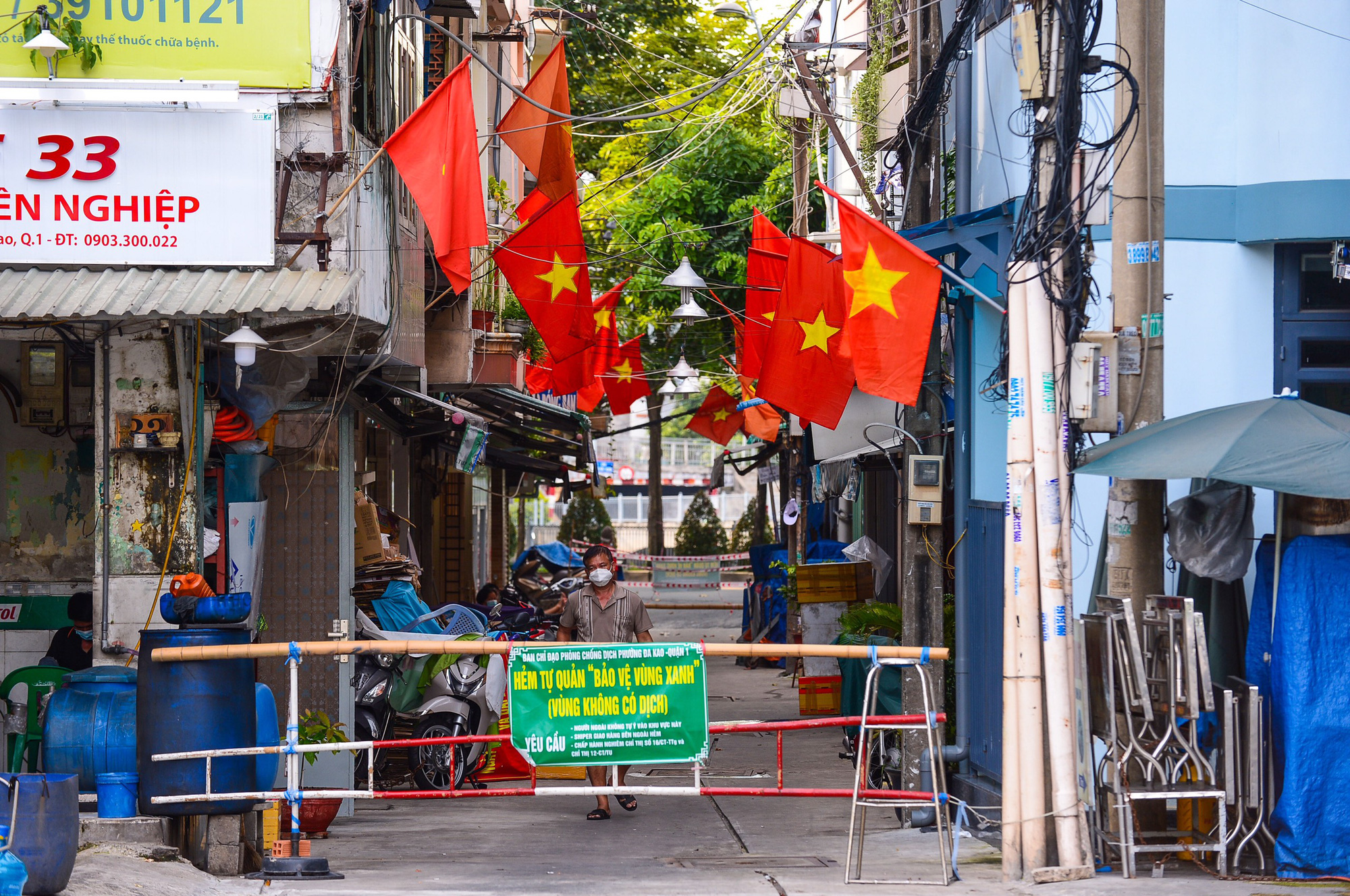 Ho Chi Minh City extends shelter-in-place mandate to mid-September