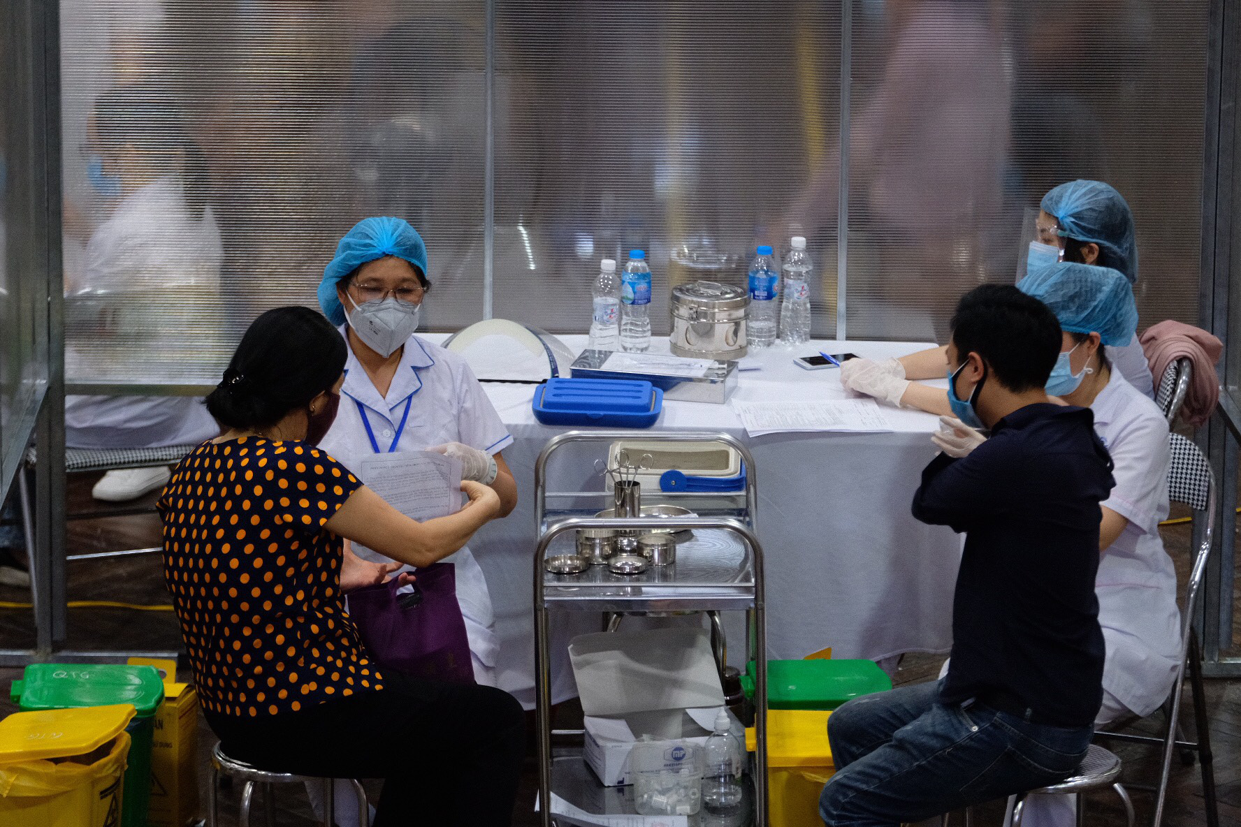 Vietnam to receive 20 million COVID-19 vaccine doses this month
