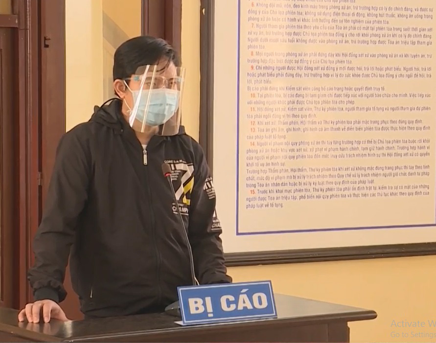 Man jailed for 5 years for spreading COVID-19 to others in Vietnam's Mekong Delta