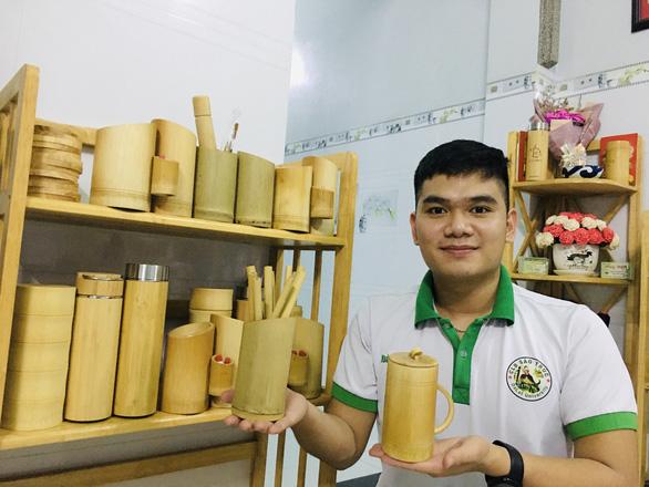 Vietnamese man elevates hometown's bamboo, makes it more environment-friendly