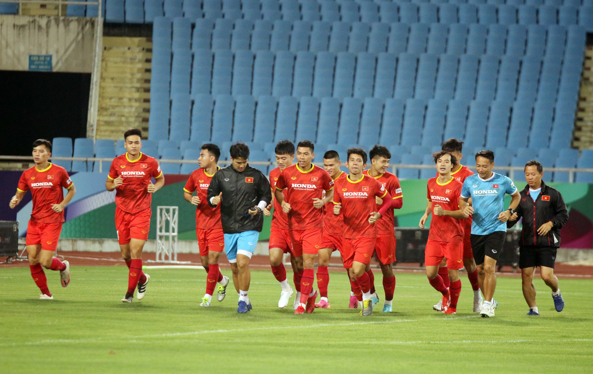 Vietnam will try their best, Park says ahead of Australia game