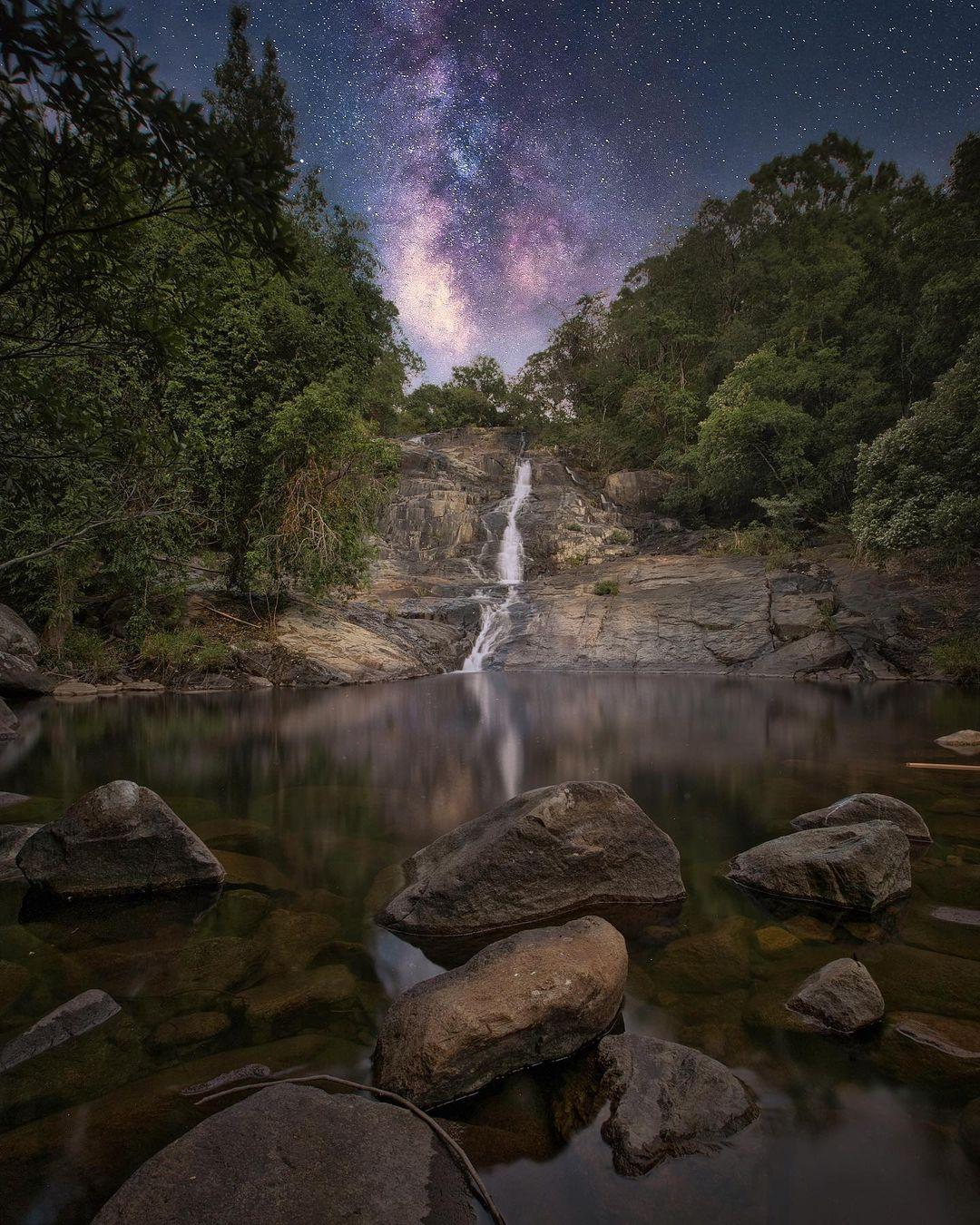 Milky Way in Dak Lak