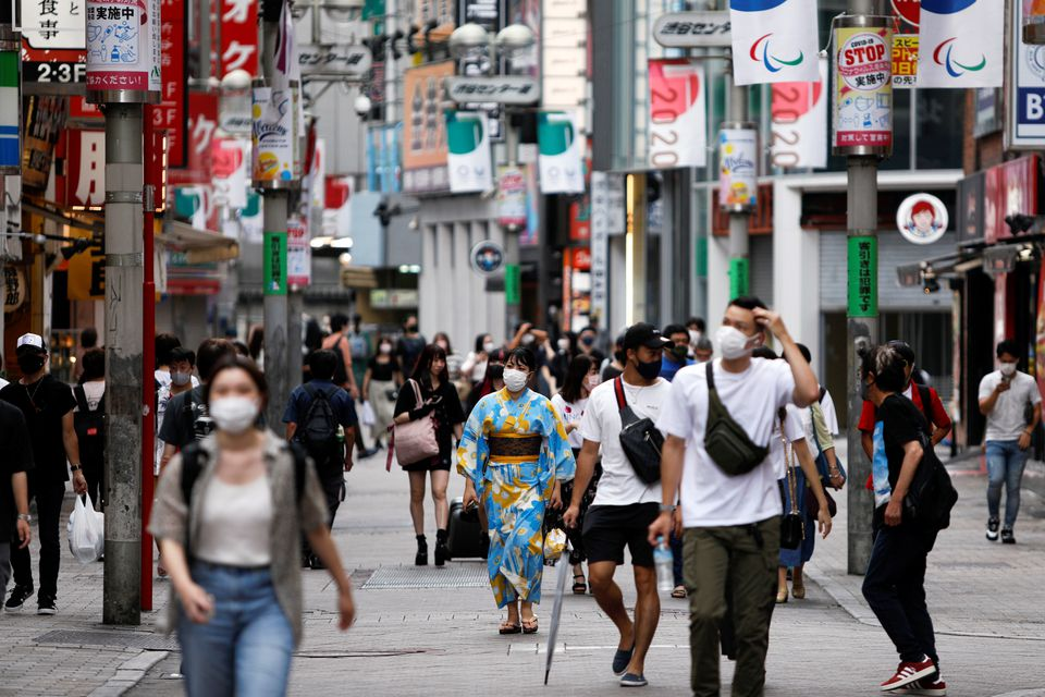 Japan to extend COVID emergency curbs in Tokyo, other areas