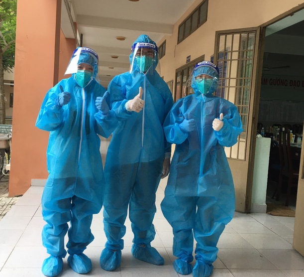 Over 1,500 recovered COVID-19 patients volunteer for Ho Chi Minh City's pandemic prevention forces