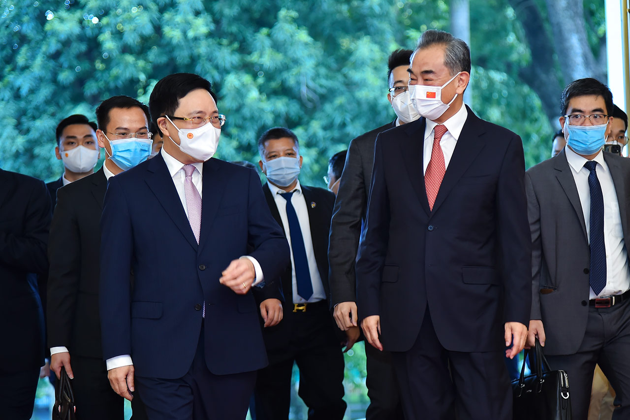China pledges additional donation of 3 million COVID-19 vaccine doses to Vietnam