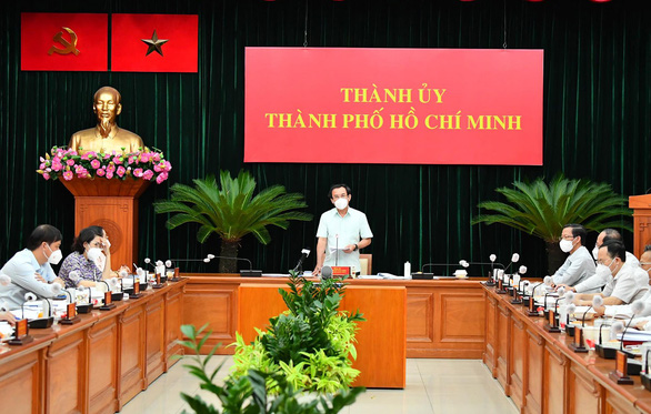 Ho Chi Minh City needs more time to control COVID-19: Party chief