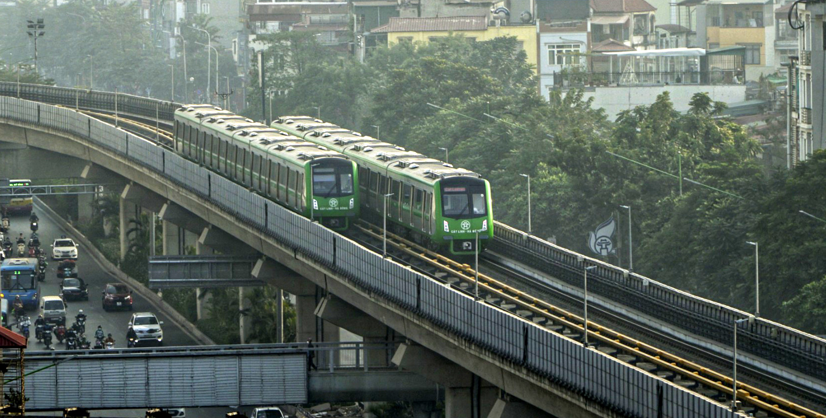 Supervision, consultancy costs jump $7.8 million due to slow construction of Hanoi metro line