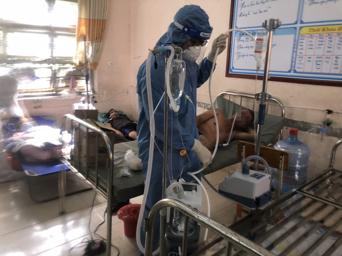 Treating COVID-19 patients with mental illness a Herculean task for Vietnamese doctors