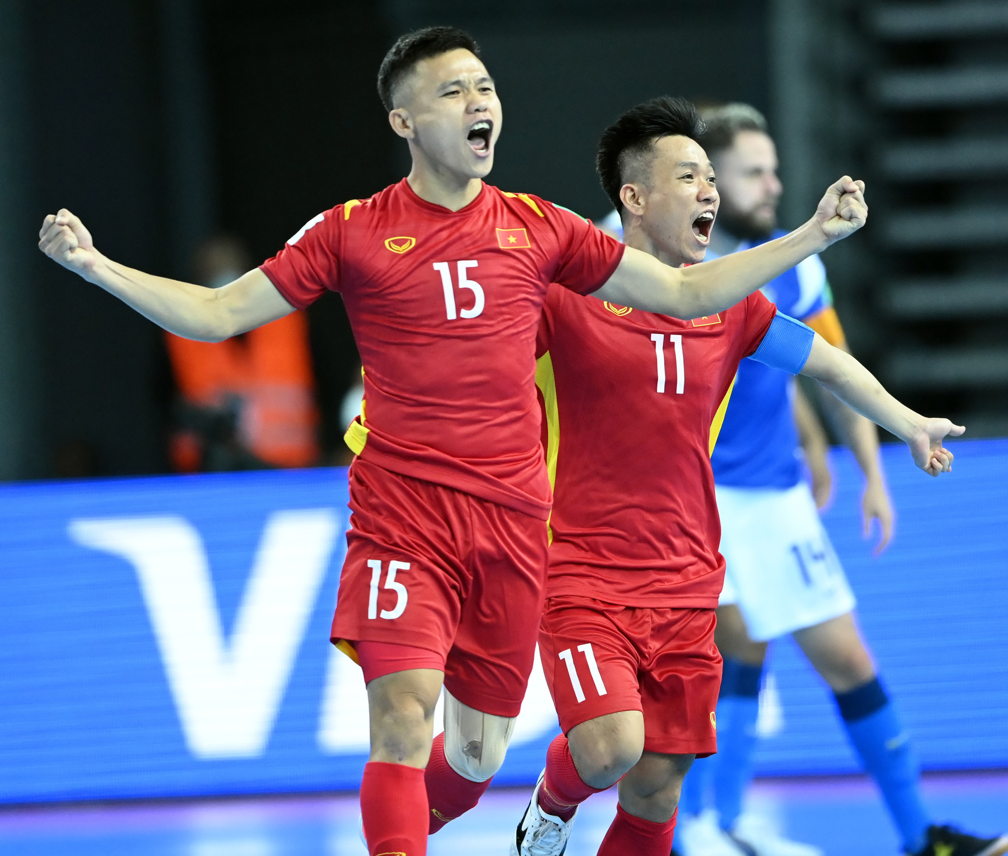 Vietnam pin high hopes on FIFA Futsal World Cup match against Panama