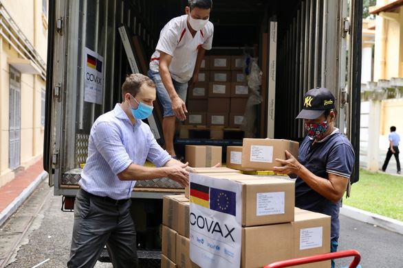 Germany offers Vietnam over 850,000 COVID-19 vaccine doses