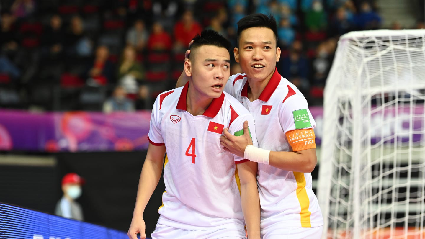 Vietnam could advance to Futsal World Cup knockout phase following victory over Panama