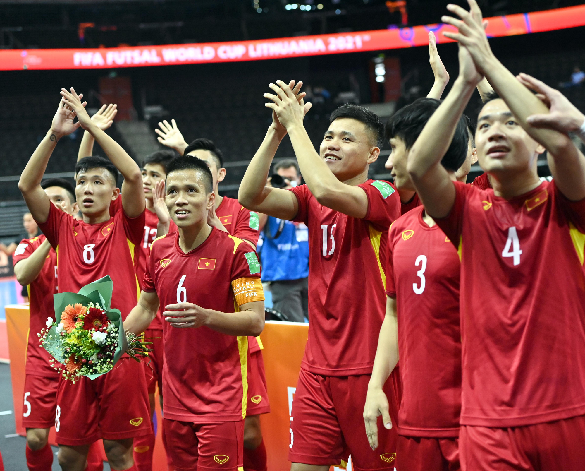 Vietnam through to FIFA Futsal World Cup knockout stage after draw with Czech Republic