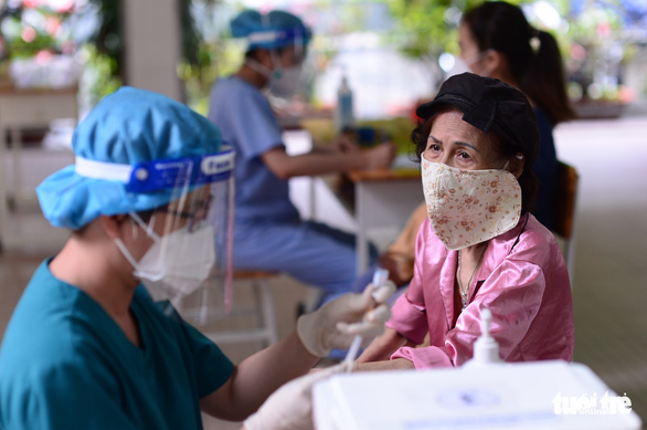 Vietnam's COVID-19 tally soars by 8,681 cases