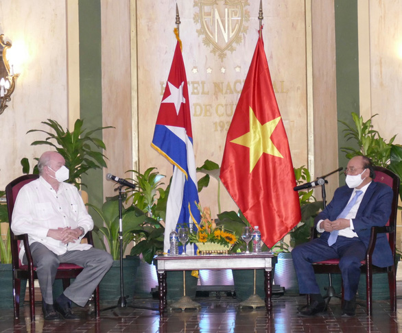 Vietnam signs deals to buy 10 million doses of Cuban-made COVID-19 vaccine