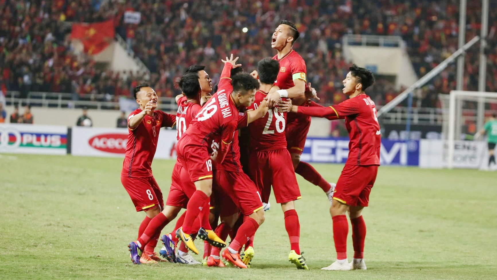 Defending champions Vietnam drawn in AFF Cup's Group B