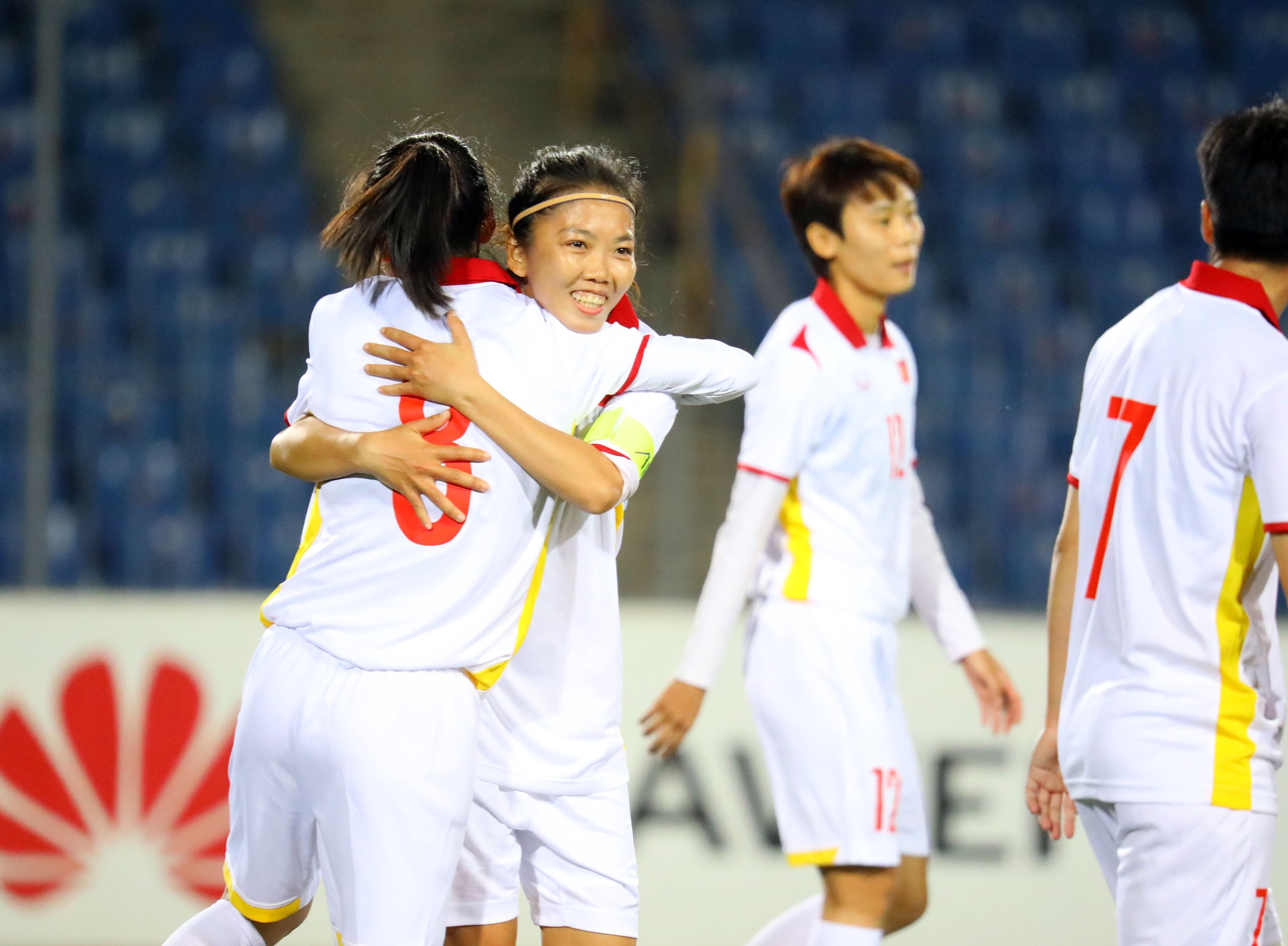Vietnam rout Maldives 16-0 in AFC Women's Asian Cup 2022 Qualifiers