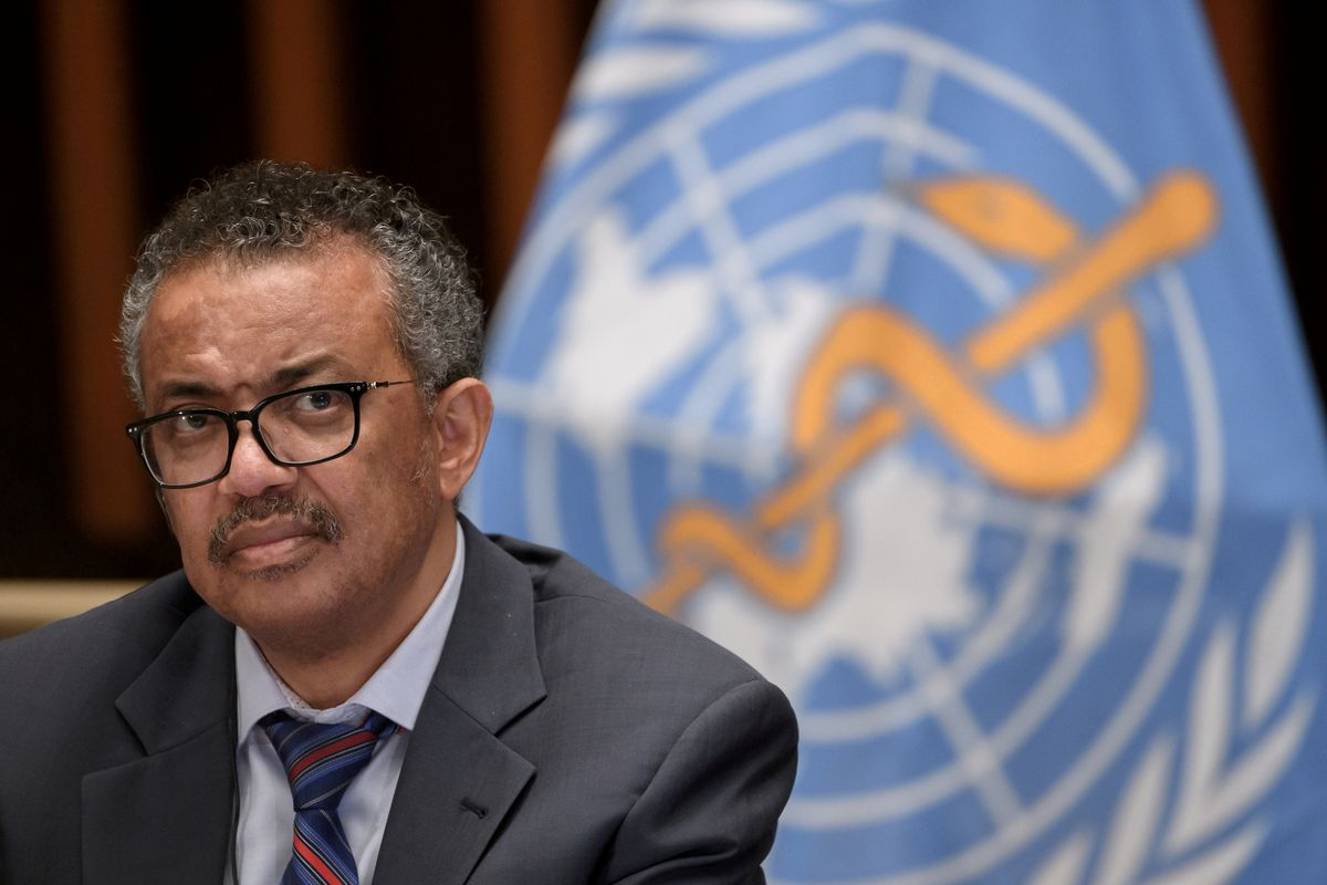 Tedros poised for re-election at WHO as support grows: diplomats