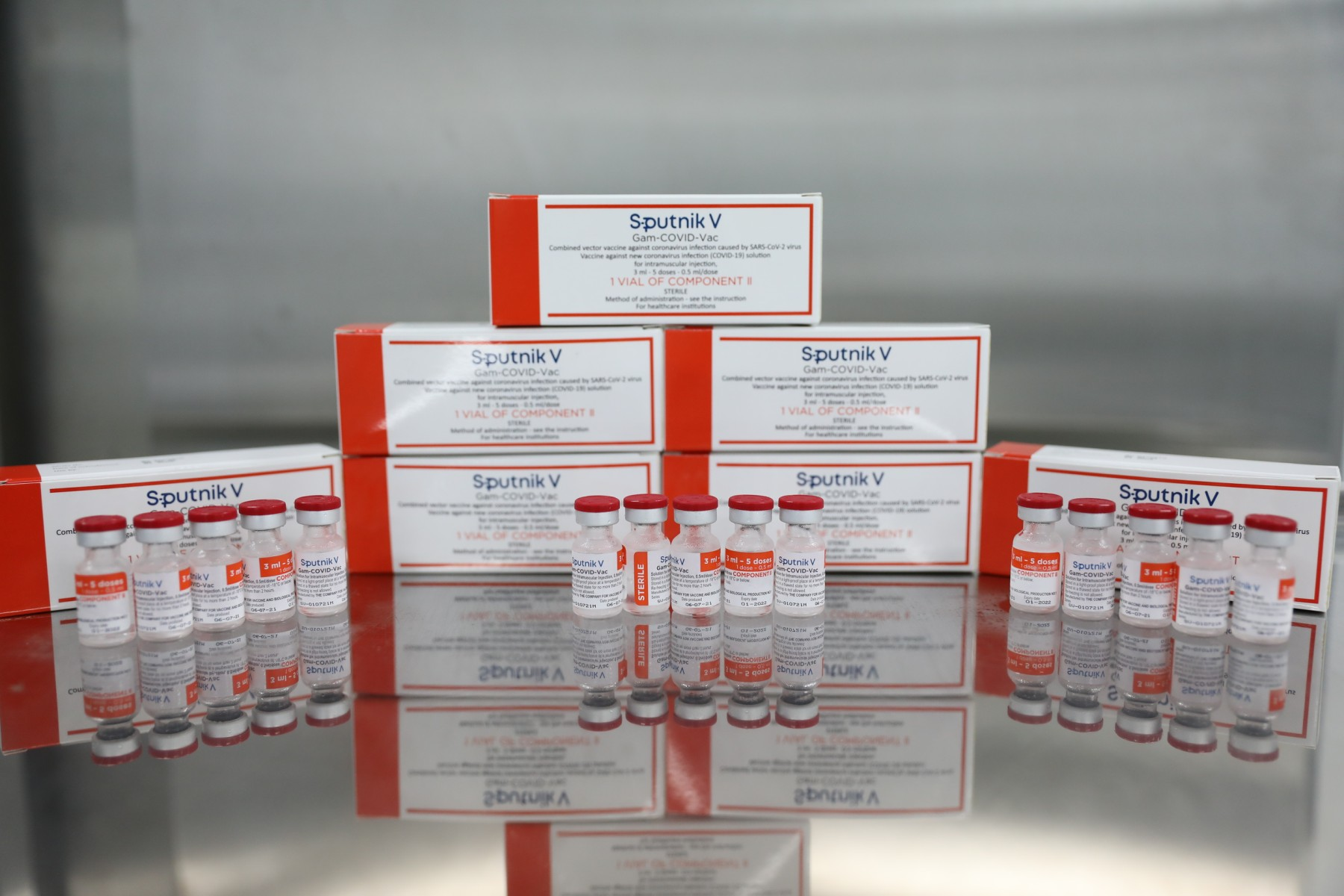 Vietnam successfully produces first batch of Sputnik V COVID-19 vaccine