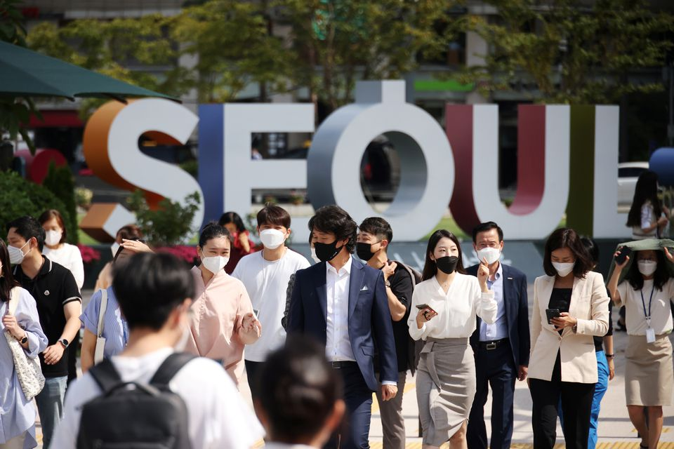 S.Korea's daily COVID-19 cases top 3,000 for first time after holiday