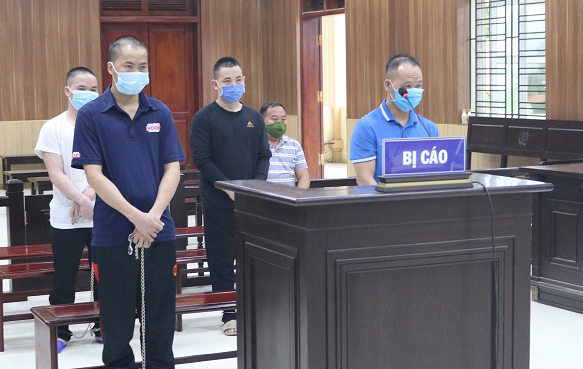 Man gets death sentence for shooting policeman dead in northern Vietnam