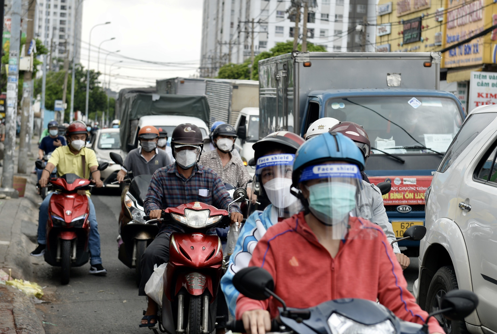 Ho Chi Minh City seeks consultancy for travel plan amid COVID-19 fight