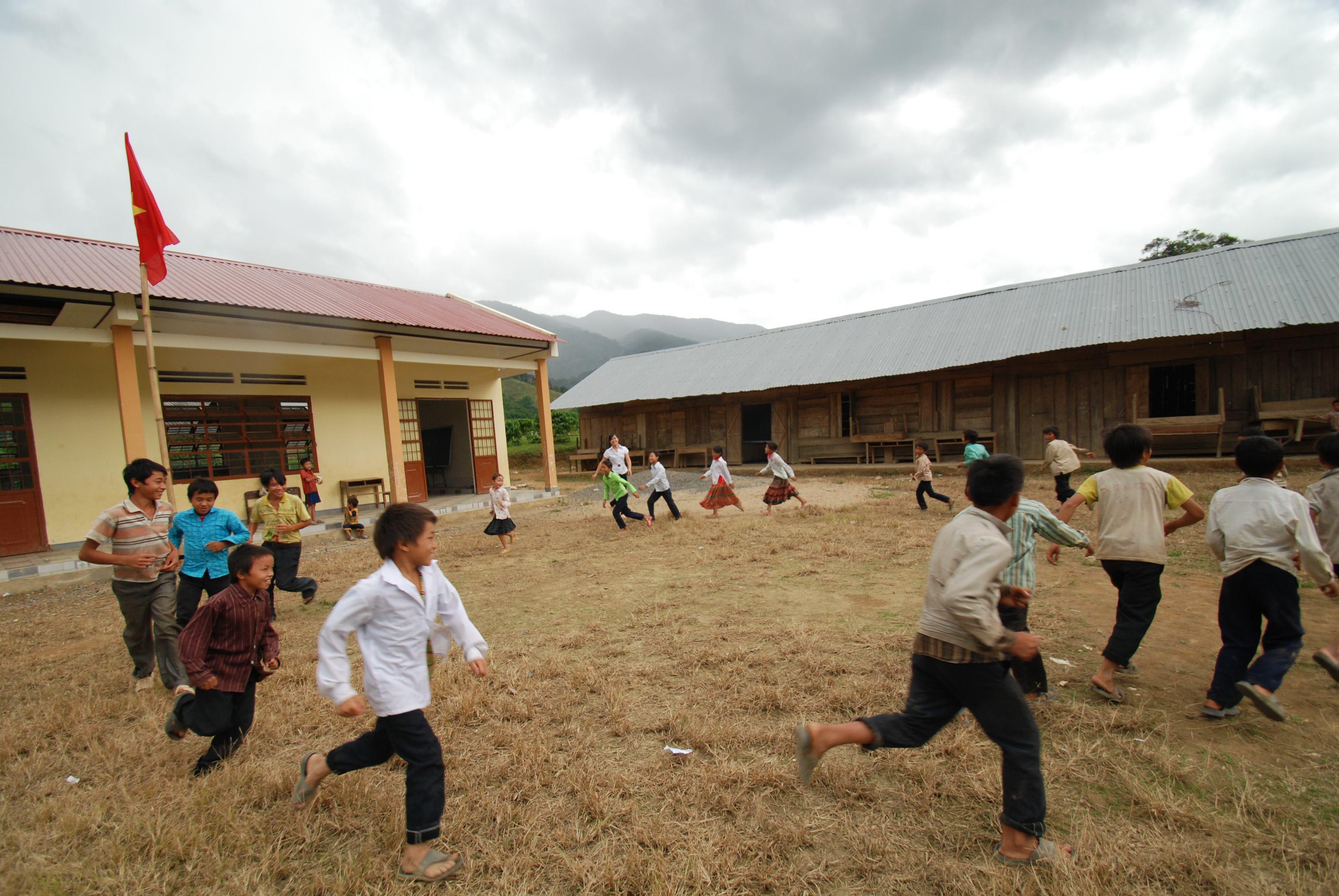 Landslide kills three children in Vietnam's Central Highlands