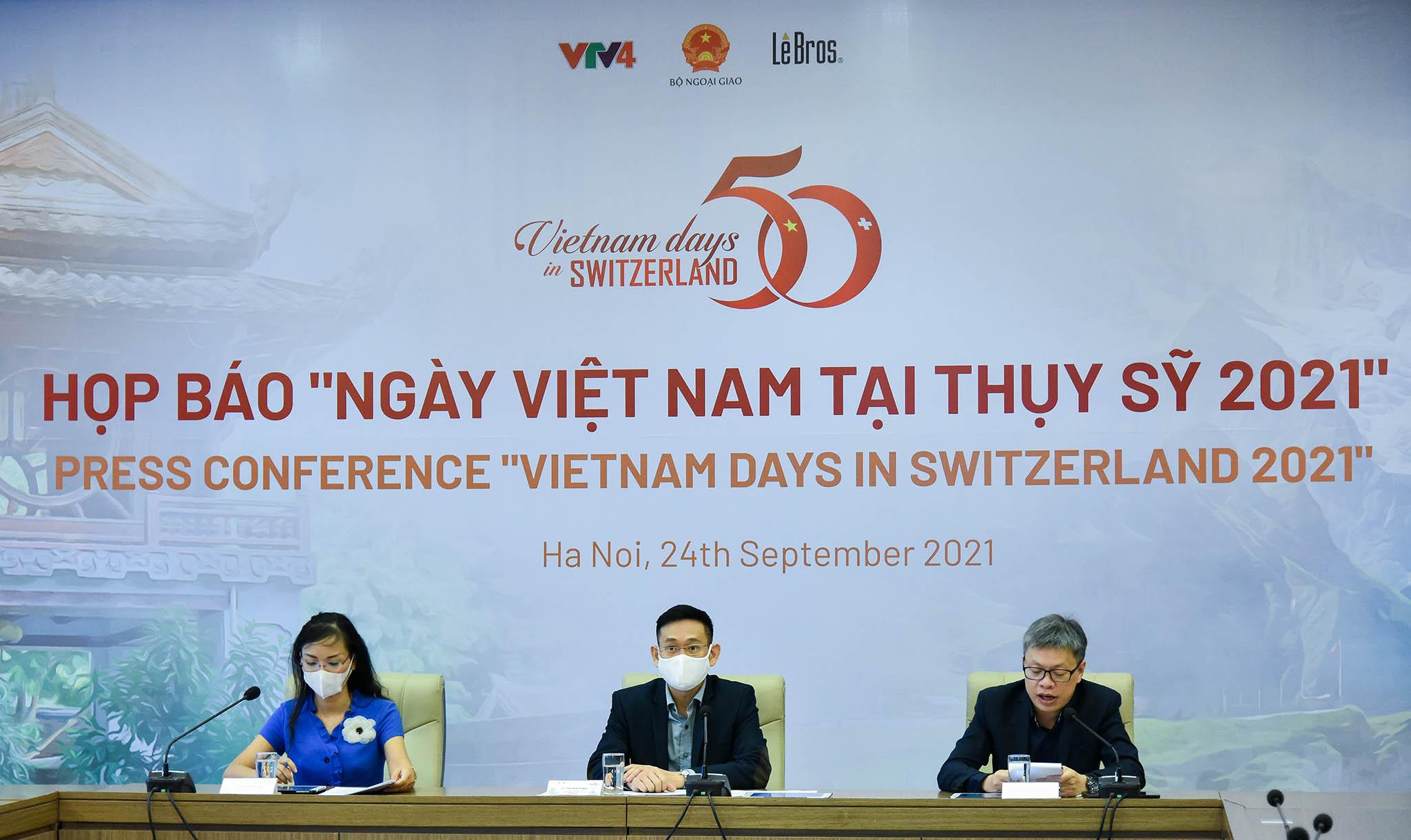 'Vietnam Days in Switzerland 2021' to go online next month