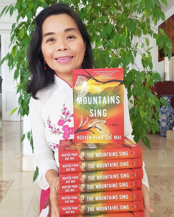 Novel wins Vietnamese writer prestigious US literary prize
