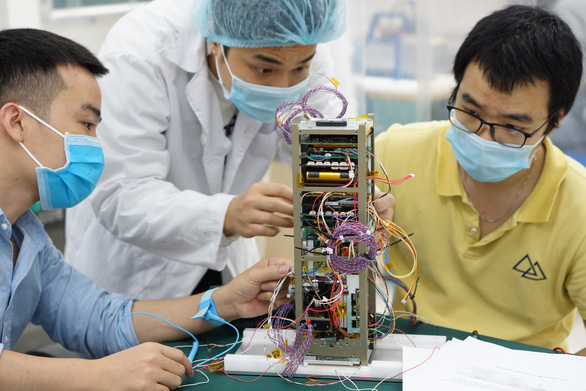 Vietnam's NanoDragon satellite to be launched from Japan next month