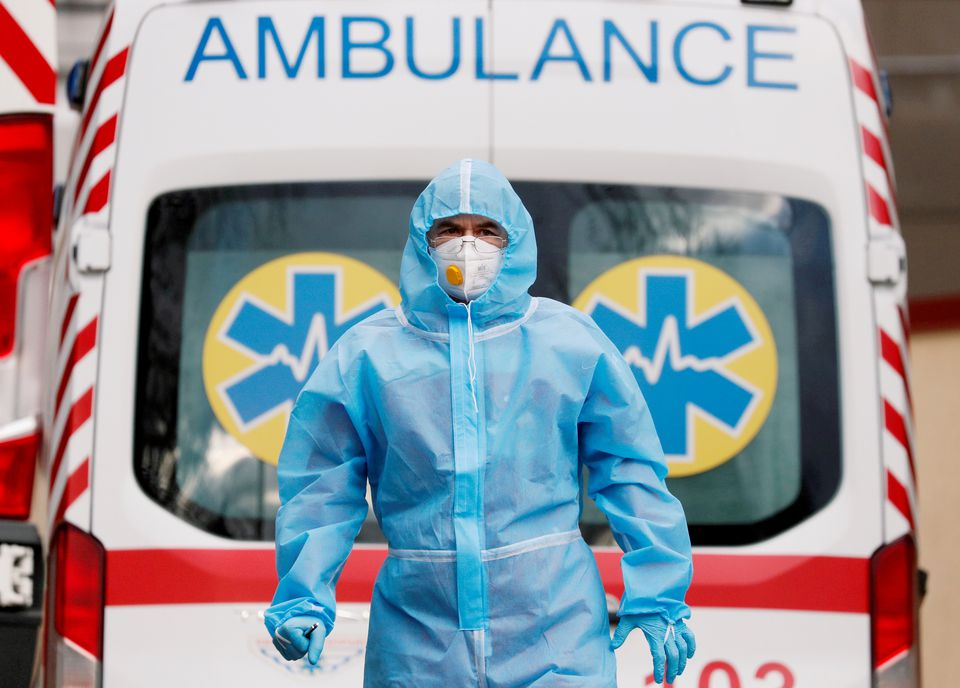 COVID-19 pandemic cut life expectancy by most since World War Two: study