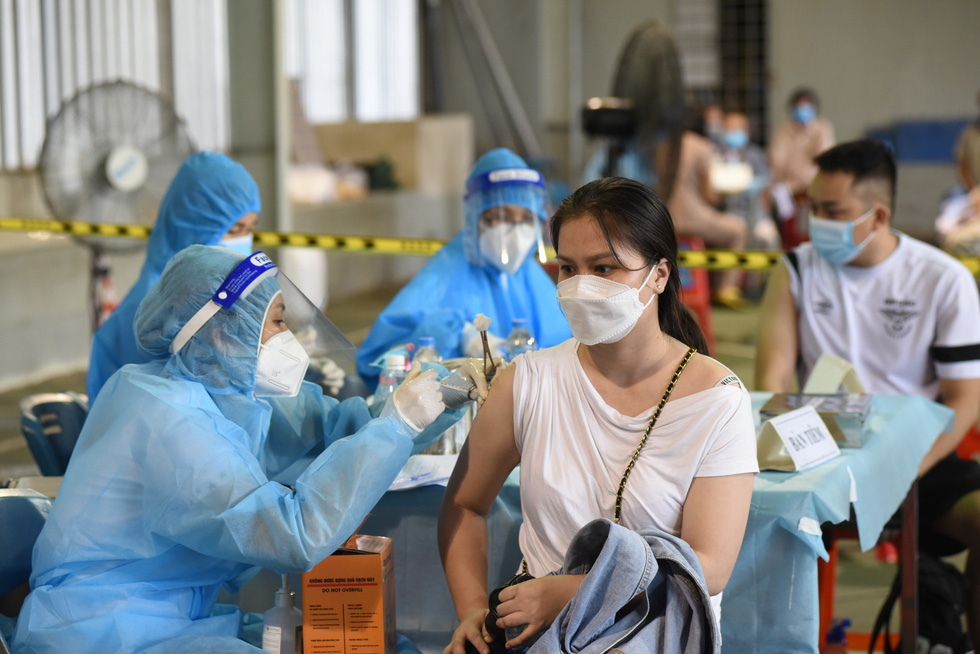 Vietnam gets 1.3 million more doses of AstraZeneca vaccine