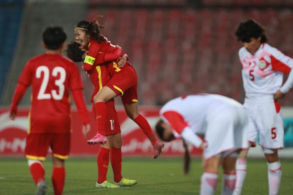 Vietnam defeat Tajikistan to secure spot at AFC Women's Asian Cup 2022