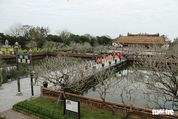 Imperial City of Hue open to visitors after shuttering for COVID-19