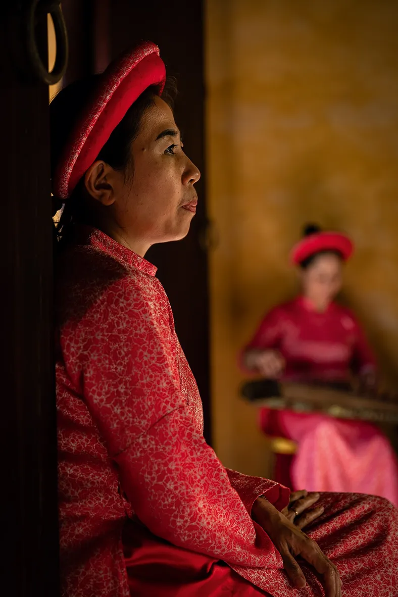 Photo of Vietnamese woman recognized at National Geographic Traveler Photography Competition