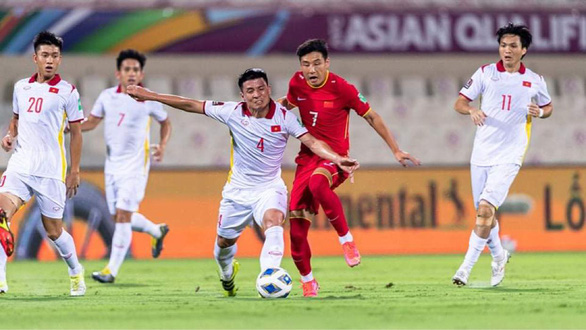 Vietnam suffer dramatic loss to China in World Cup qualifiers
