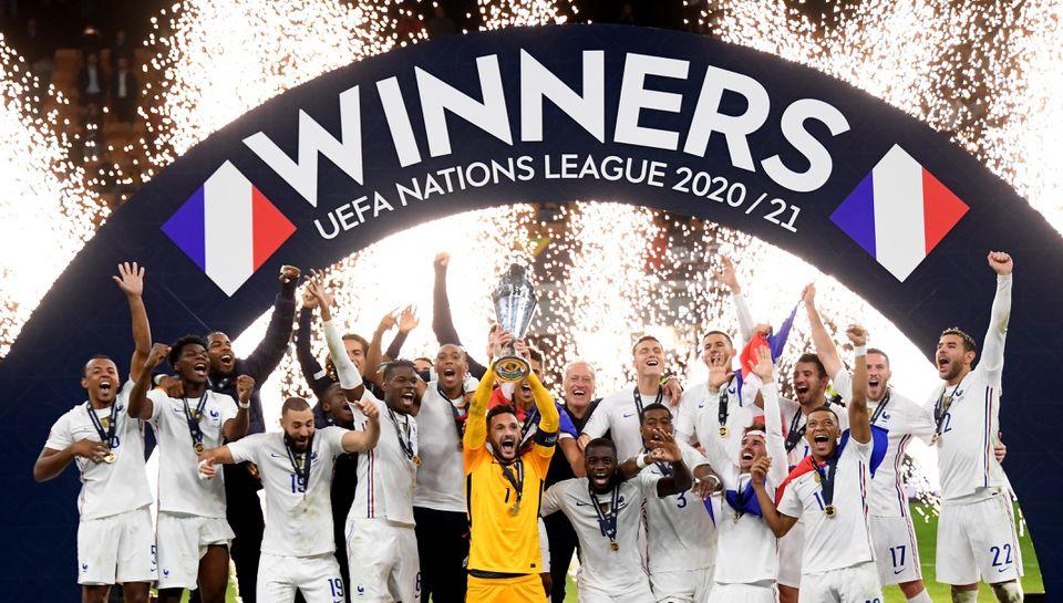 Mbappe winner as France beat Spain in Nations League final