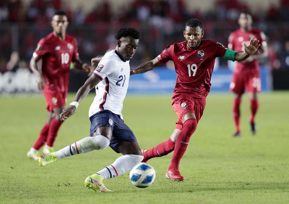 Panama stun U.S. 1-0 in World Cup qualifier