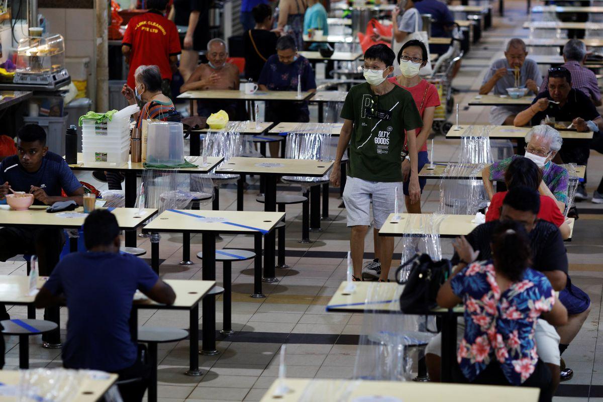 Singapore expands quarantine-free travel, eyes COVID-19 'new normal'