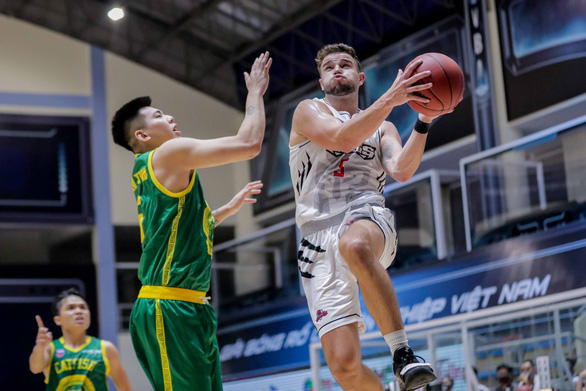 Cantho Catfish beats Thang Long Warriors in Game 2 thriller