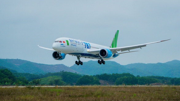 Vietnam's transport ministry suggests designating Bamboo Airways to run regular flights to US