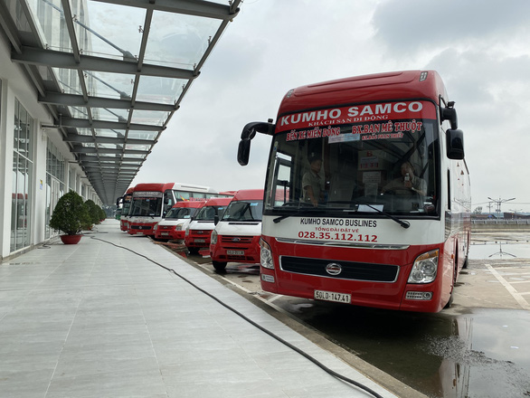 Ho Chi Minh City aims to resume interprovincial bus operations next month