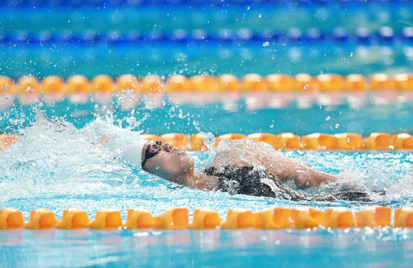Vietnamese swimming to count losses as No. 1 female swimmer announces retirement