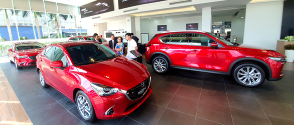 Vietnam's auto sales rebound after 6-month decline