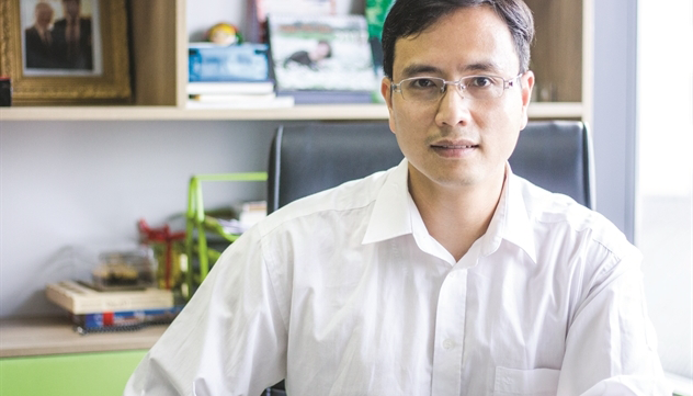 Cao Anh Tuan is a co-founder and Chief-Executive-Officer of Genetica. Photo: Genetica