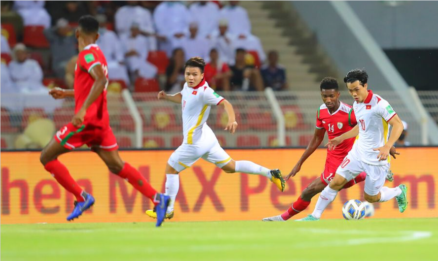 Vietnam continue losing streak after FIFA World Cup qualifier defeat against Oman